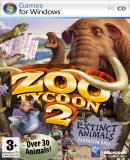 Carátula de Zoo Tycoon 2: Extinct Animals