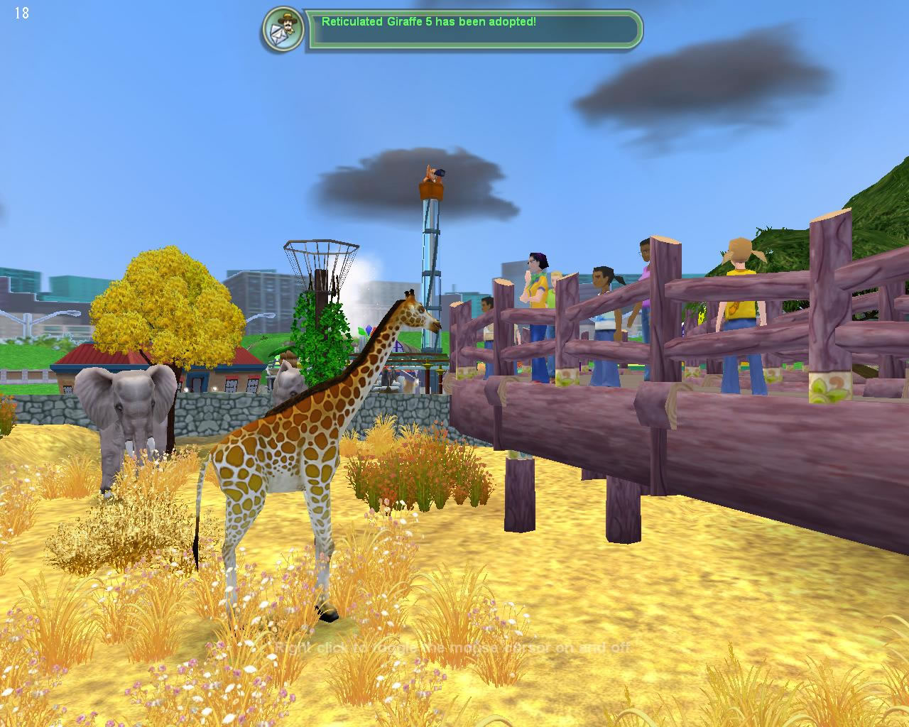 Pantallazo de Zoo Tycoon 2: Zookeeper Collection para PC