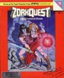 Carátula de Zork Quest 2: The Crystal of Doom