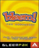 Carátula de bleem! for Dreamcast: bleempak A [Cancelled]