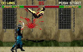 Imagen del juego Mortal Kombat Ii