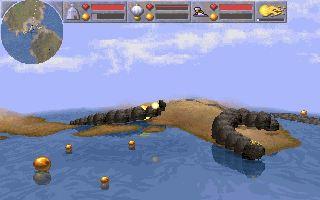 Imagen del juego Magic Carpet
