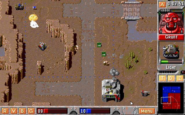 Imagen del juego Z