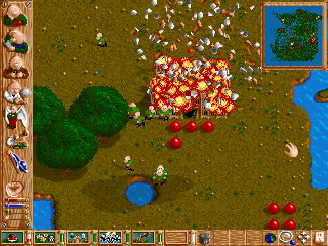 Imagen del juego Baldies