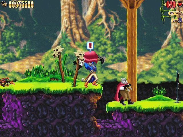 Imagen del juego Claw
