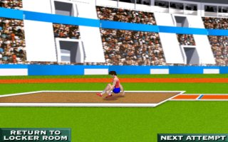 Imagen del juego Bruce Jenner's World Class Decathlon