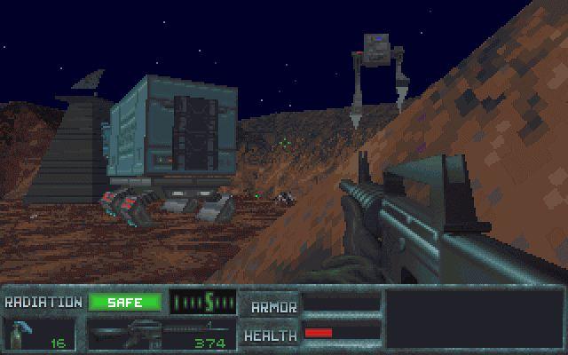 Imagen del juego Skynet
