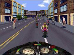 Imagen del juego Road Rash
