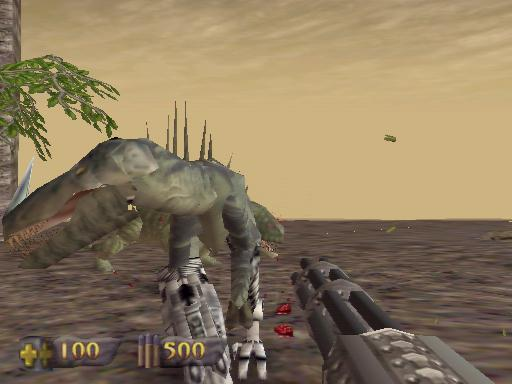 Turok: Dinosaur Hunter