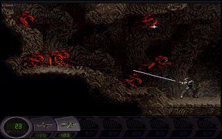 Imagen del juego Abuse