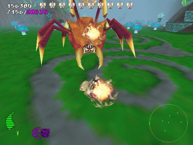 Imagen del juego Centipede