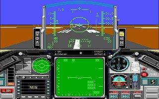 Imagen del juego Falcon At