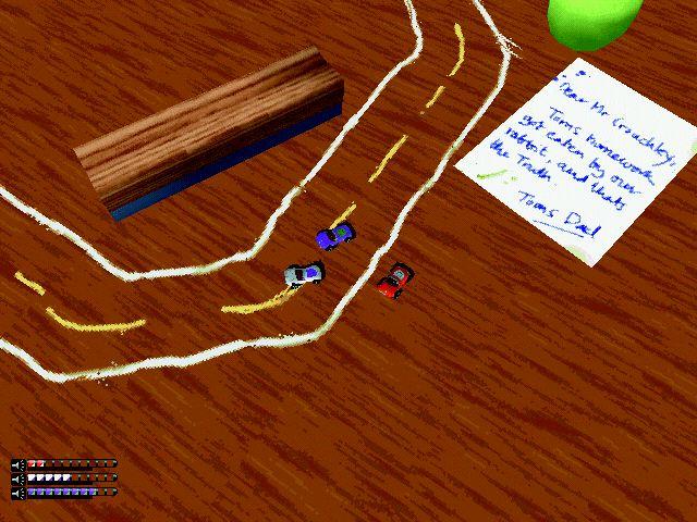 Imagen del juego Micro Machines V3