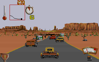 Imagen del juego Moonshine Racers