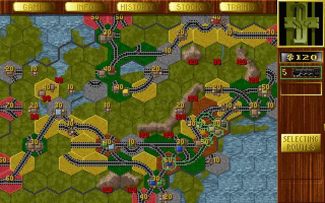 Imagen del juego 1830: Railroads And Robber Barons
