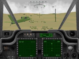 Imagen del juego Apache