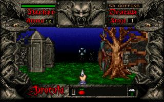 Imagen del juego Bram Stoker's Dracula
