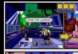 Imagen del juego Comix Zone