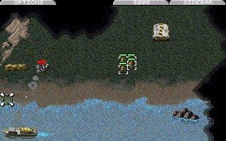 Imagen del juego Command And Conquer