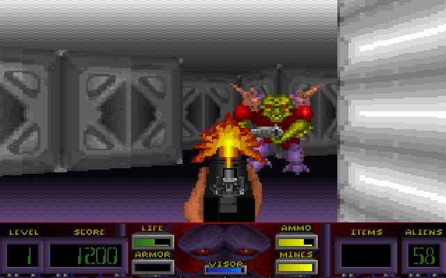 Imagen del juego Corridor 7