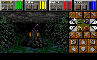 Imagen del juego Dungeon Master Ii: The Legend Of Skullkeep