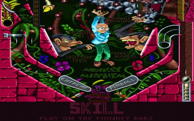 Imagen del juego Extreme Pinball
