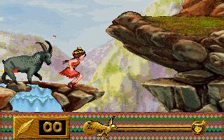 Imagen del juego Pocahontas