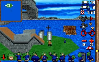 Imagen del juego Lemmings 3d