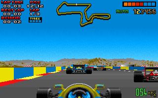 Imagen del juego Nigel Mansell's World Championship Racing