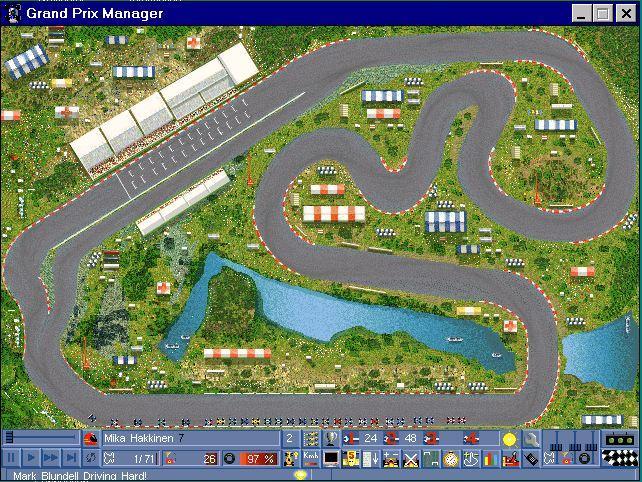 Imagen del juego Grand Prix Manager