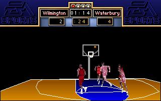 Imagen del juego Michael Jordan In Flight