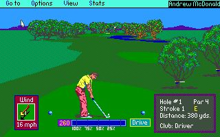 Imagen del juego Pga Tour Golf
