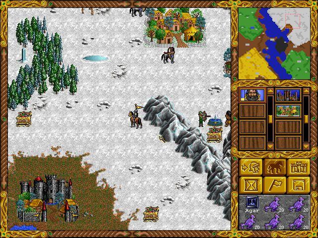 Imagen del juego Heroes Of Might And Magic