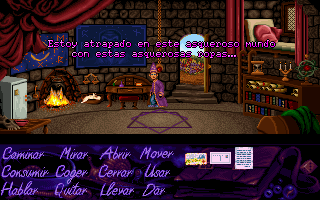 Imagen del juego Simon The Sorcerer