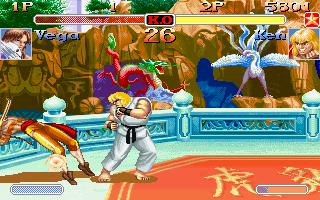Imagen del juego Super Street Fighter Ii Turbo