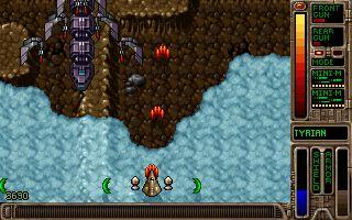 Imagen del juego Tyrian