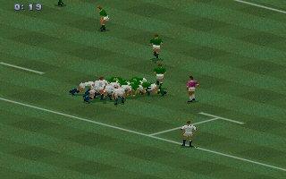 Imagen del juego Rugby World Cup 1995