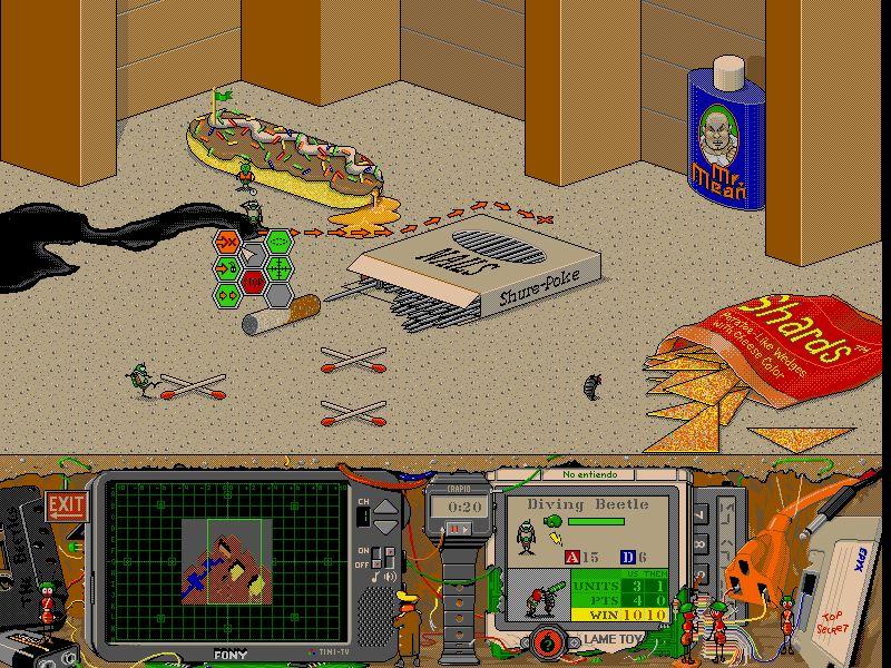 Imagen del juego Battle Bugs