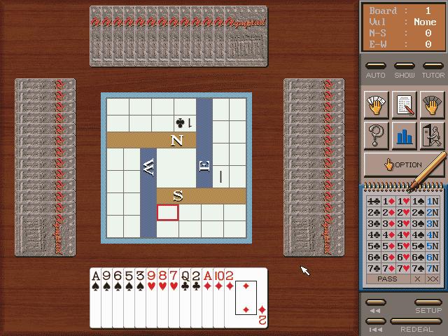 Imagen del juego Bridge Olympiad