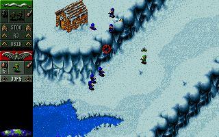 Imagen del juego Cannon Fodder