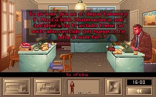 Imagen del juego Kgb