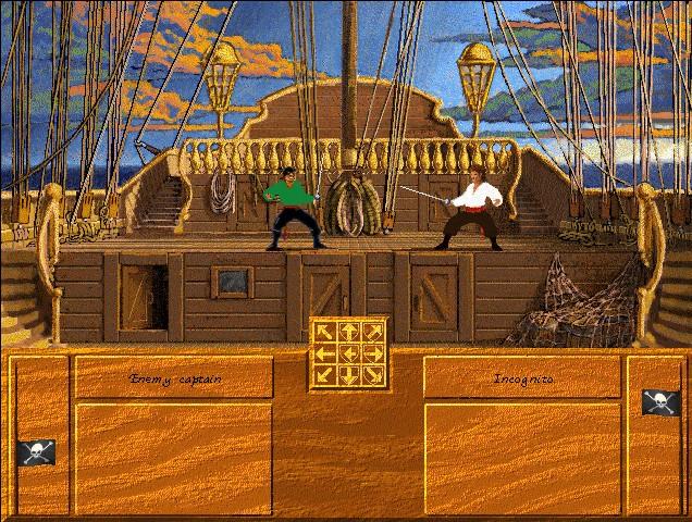 Imagen del juego Pirates! Gold