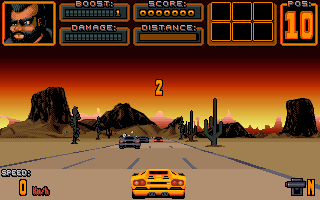 Imagen del juego Lamborghini American Challenge