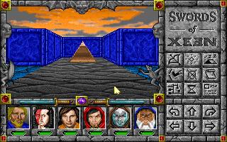 Imagen del juego Might And Magic: Swords Of Xeen