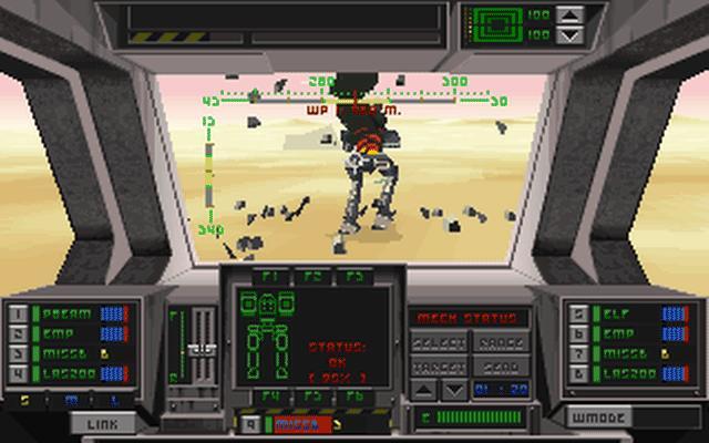 Imagen del juego Metaltech: Earthsiege