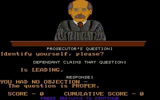 Imagen del juego Objection!