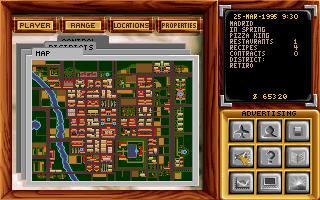 Imagen del juego Pizza Tycoon