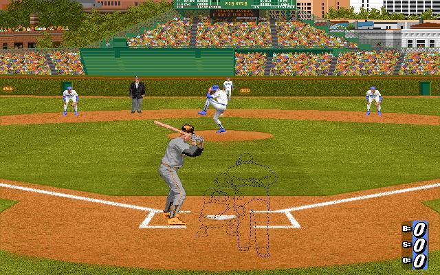 Imagen del juego Hardball 4