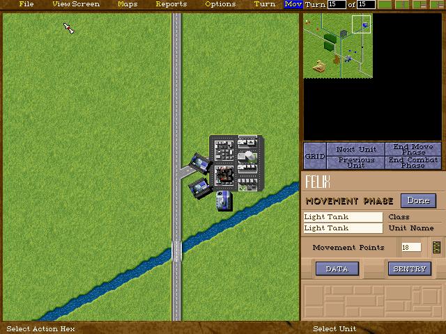 Imagen del juego Front Lines