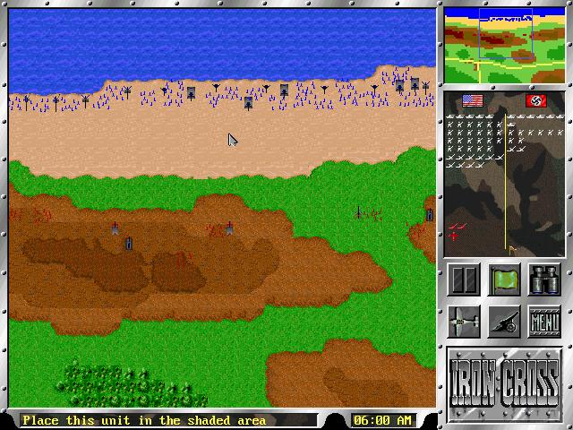 Imagen del juego Iron Cross